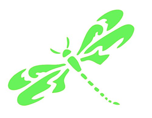 DRAGON FLY V3 Vinyl Decal - size:5
