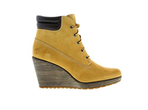 Cuña 6inch Botas Earthkeepers Con Piel Mujer Meridiano Timberland De qACpT8w