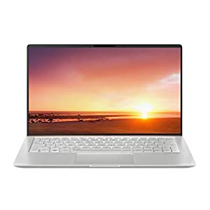 ASUS ZenBook 13 UX333FA-A4115T 13.3-inch FHD Thin and Light Laptop (8th Gen Intel Core i7-8565U/8GB RAM/512GB PCIe SSD/Windows 10/Integrated Graphics/1.19 Kg), Icicle Silver Metal