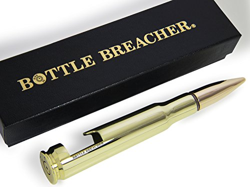 Caliber Polished Bottle Breacher Opener product image