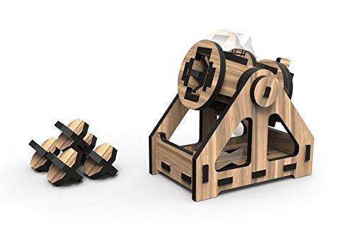 WoodHeroes 1003 Bombarde Bausatz aus Holz