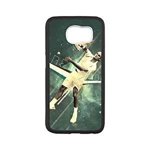 Samsung Galaxy S6 Cell Phone Case White Roger Federer 001 AS6531720