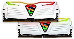 GeIL 16GB (2 x 8GB) PC4-24000 3000MHz Desktop Memory