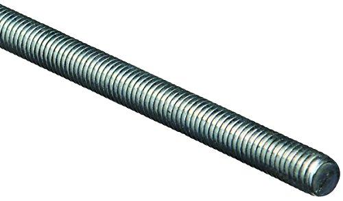 STEEL ROD THRD ZN GRN 7/16-X24 (Thrd Steel Rod)
