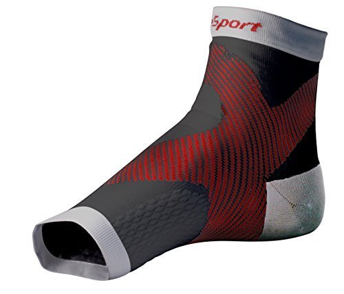 SureSport Ultra 8 Compression Foot / Ankle Sleeve (S/M) by SureSport