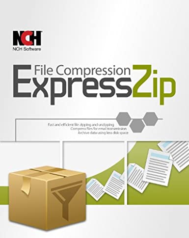 Express Zip File Compression Software - Zip and Compress Files & Folders  Easily [Download]