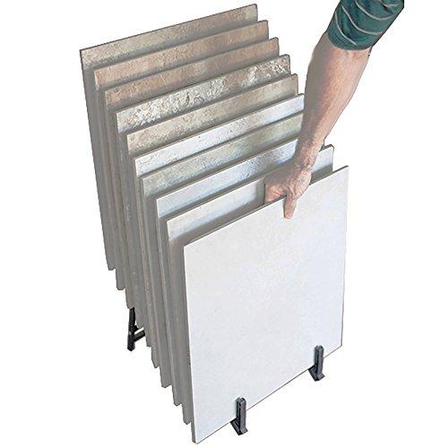 (BOX OF 2) 10-Count Folding Retail Flooring Waterfall Display (Basic Display -