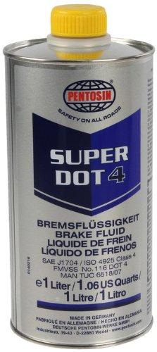 Pentosin Brake Fluid 1 Liter - Pentosin (Fluid Pentosin Brake)