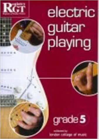 Book Electric Guitar Playing: Grade Three by Tony Skinner (1-Jan-2001)