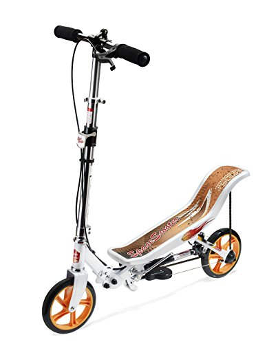 Inovtex-Space-Scooter-Trottinette-Blanche