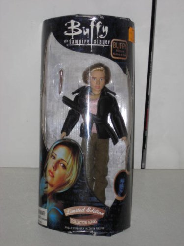 Diamond - Buffy Vampire Slayer - Buffy Action Figure - Collector Series - Limited Edition 1999 (Buffy Figurines)