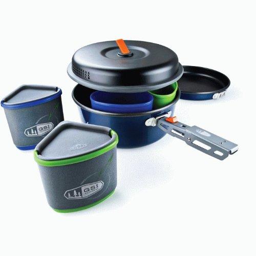 GSI Outdoors Bugaboo Backpacker Outdoor Cook Set, Outdoor Stuffs