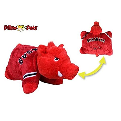 Pet Care Preferred Arkansas Razorbacks Pillow Pet by Pet Care Preferred