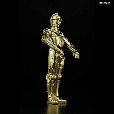 Bandai Hobby Star Wars 1/12 Plastic Model C-3PO & R2-D2