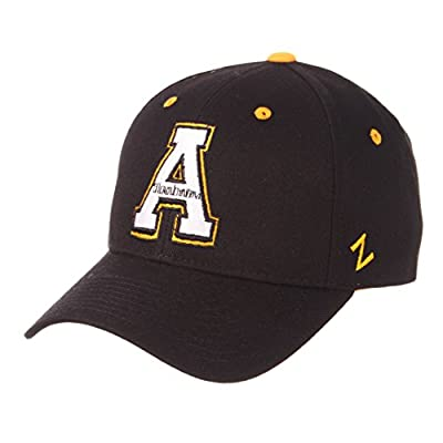 Zephyr Appalachian State Mountaineers Official NCAA Competitor Adjustable Hat Cap by 415689 by Zephyr