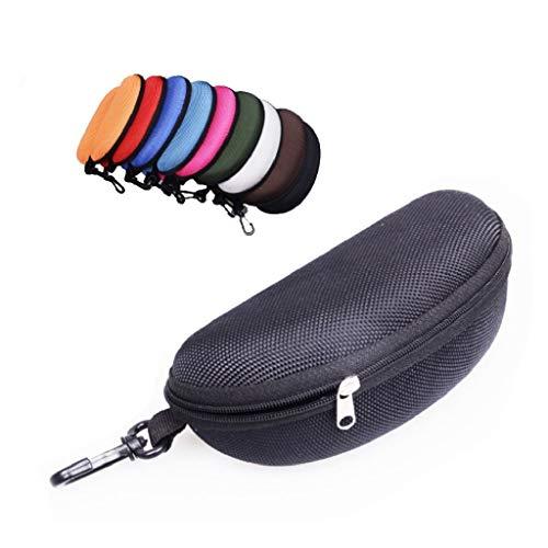 Sac Rigide Zrshygs Cadeau Lunettes Soleil Zipper Cas Protecteur Portable Boîte Étui S Noir New De CrOazCwqx