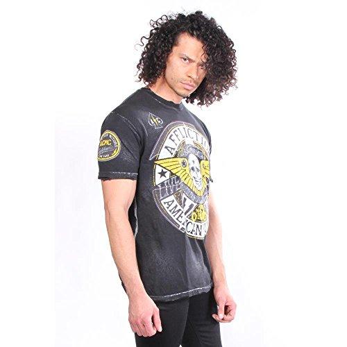 Affliction - T-shirt Los Alamos - Maschi