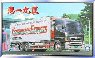 青島文化教材社 1/32 大型デコトラ No.81 椎名急送 恵一丸IIIの商品画像