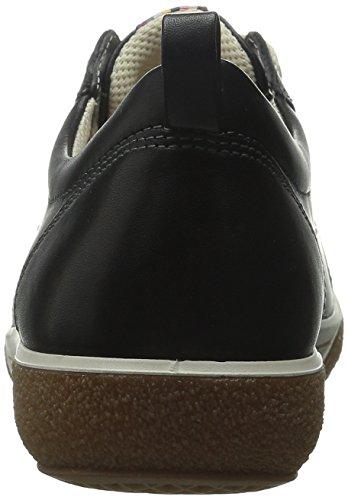 para Chase calzado de Negro Ecco Oxford mujeres mujer gqPTRx4w