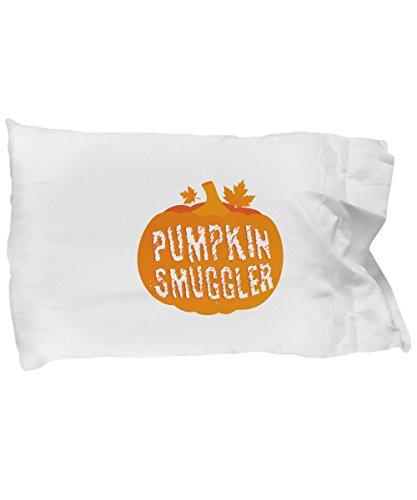 Pillow Covers Design Pumpkin Halloween Pregnancy Mom Gift