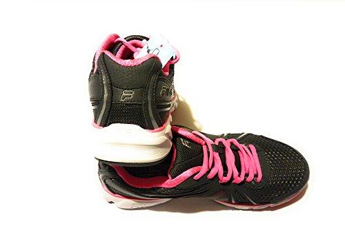 Maglia Da Donna In Filato, Da Uomo, Sneakers In Gomma Da Running In Peltro, Ombra Scura, Rosa Ad Eliminazione Diretta