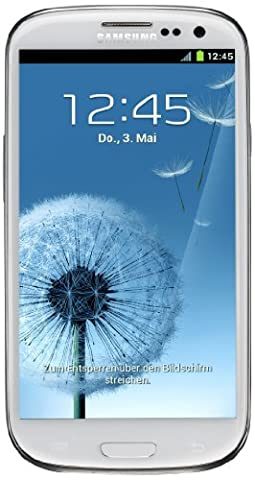 Samsung Galaxy S3 i9300 16GB Factory Unlocked International Version (White) - NO WARRANTY (Android 4 Phone Cheap)
