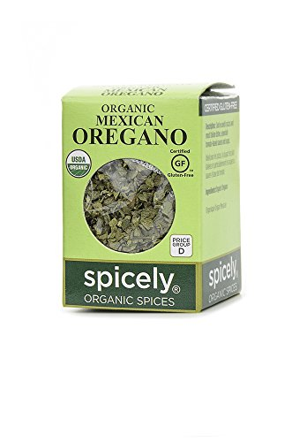 Spicely Organic Oregano Mexican - Compact
