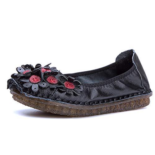 Qiusa Eu ChaussurescoloréNoirTaille 41Noir Qiusa ChaussurescoloréNoirTaille xrCoedB