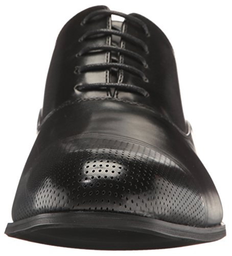 Reazione Kenneth Cole Big Wh-eel-s Cap Toe Scarpa - Uomo Nero