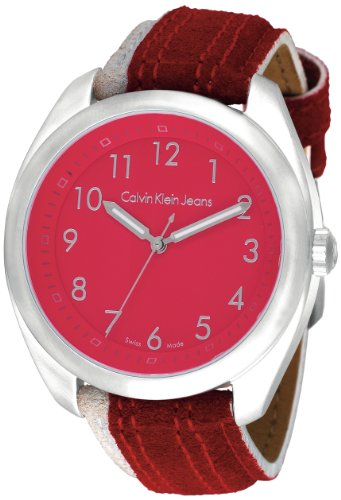 Calvin Klein Jeans Men's K5811191 Leather Watch