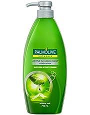 Palmolive Naturals Hair Conditioner Active Nourishment Aloe Vera and Fruit Vitamins Normal Hair, 700mL