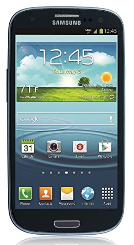 Samsung Galaxy S3 I535 16GB Verizon Wireless 4G LTE Smartphone - Blue