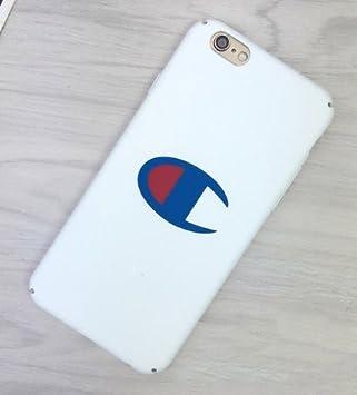 coque iphone 7 champion bleu