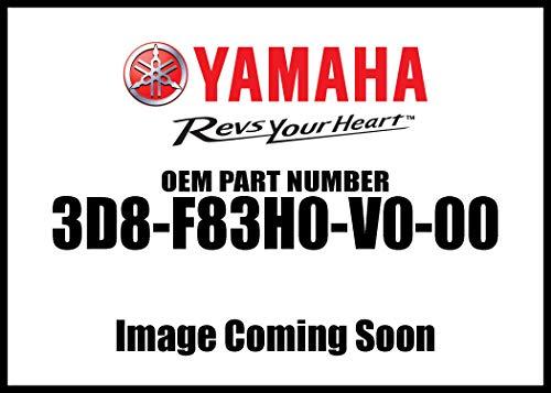 Yamaha 3D8-F83H0-V0-00 Quick-Release Windshield V-Star 1300