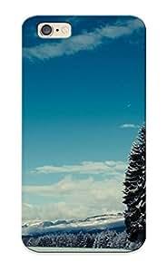 Defender Case For Iphone 6, Landscapes Winter Snow Pattern, Nice Case For Lover's Gift