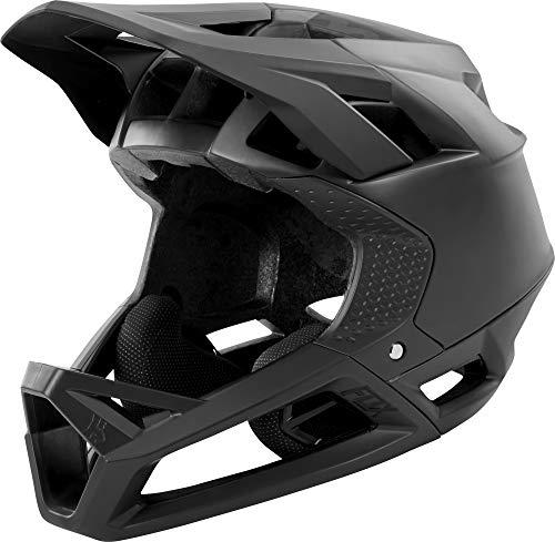 Fox Racing Proframe Helmet Matte Black, -