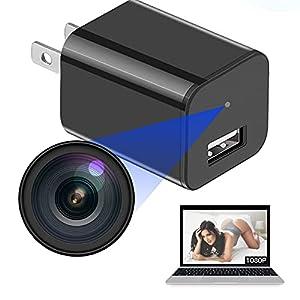Flashandfocus.com 41VemdIZ2bS._SS300_ Hidden Mini Spy Camera with Full HD 1080P Video Loop Recording , Motion Detection Micro Nanny Cam,Tiny Secret…