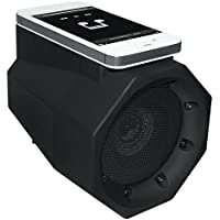 BoomTouch Wireless Touch Portable Speaker Boom Box (Black)