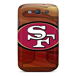 Topcases Premium Protective Hard Case For Galaxy S3- Nice Design - San Francisco 49ers