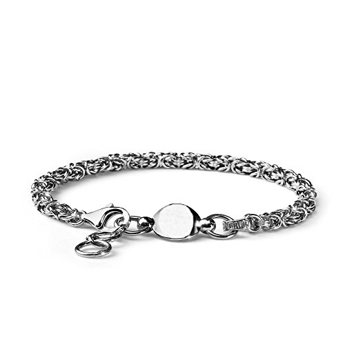 Bracelet MARIA Cristina Sterling Damas G3212Argent