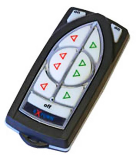 Yacht Thruster Dual Wireless Remote (Thruster Control)