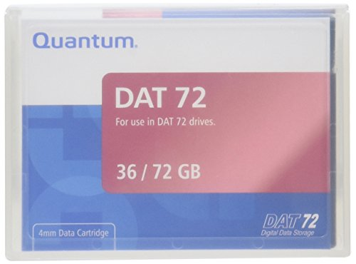 Quantum CDM72 DAT 72 Data Tape Cartridge by Certance