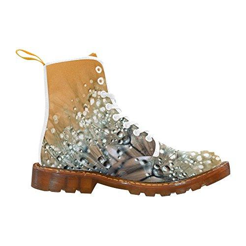 LEINTEREST Dandelion Martin Boots Fashion Shoes For Women g1mzLo0Um