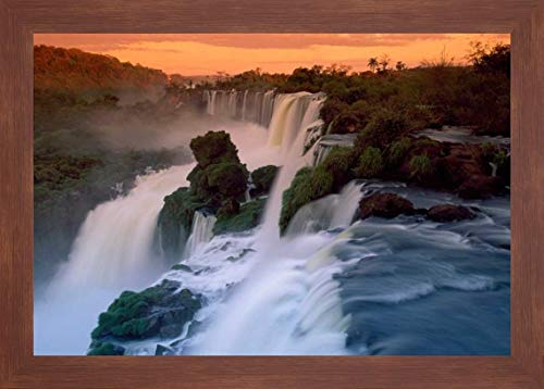 Cascades of The Iguacu Falls, The Worlds Largest Waterfalls, Iguacu National Park, Argentina by Thomas Marent - 18