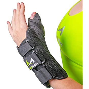 Amazon.com: Bort De Quervain's Tenosynovitis Brace for