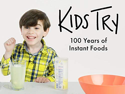 Kids Try 100 Years of Instant