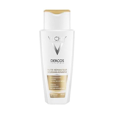 Vichy Dercos Nutri-Reparateur Shampooing Créme - 200 ml: Amazon.es