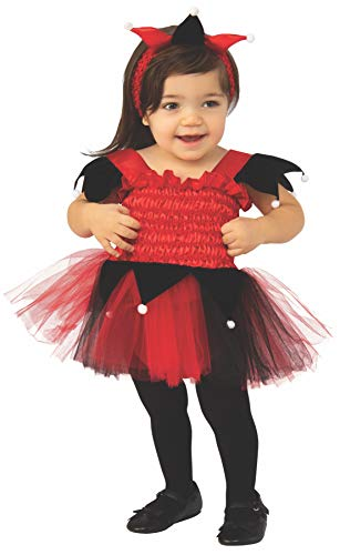 Infant Renaissance Costume (Rubie's Kid's Opus Collection Lil Cuties Court Jester Costume Baby Costume, As Shown,)