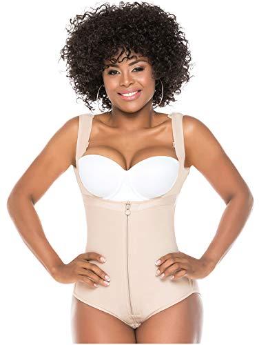 632170a083 Salome 0419 Women s Firm Control Underbust Post C Section Girdle Zipper  Slimming Bodysuit Shaper Butt Lifter