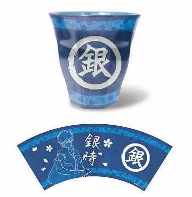 When Gintama melamine cup 01 silver
